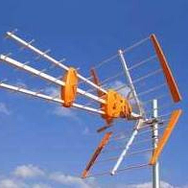 Instalación de antenas Torredembarra