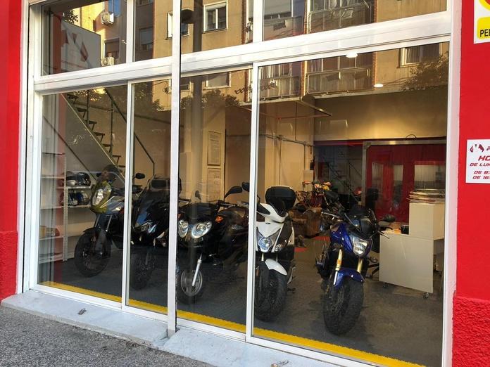Motocicletas de segunda mano: Servicios de Par Motor Zaragoza
