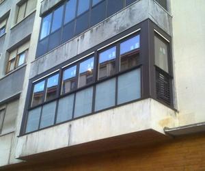 Ventanas de aluminio en Pamplona
