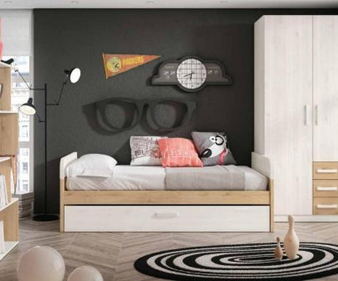 Muebles juveniles - Fabri-Kit