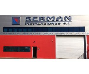 Fachada de nuestra empresa en Almendralejo