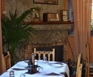Restaurante de comida mediterránea y carnes a la parrilla