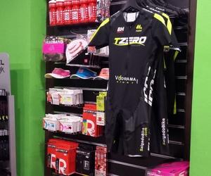 Tienda de productos de triatlón