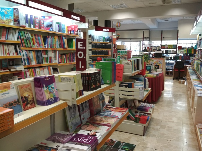 librerias en bilbao