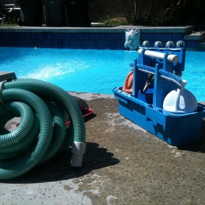 Depuración de piscinas: filtros y bombas