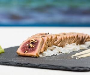 Bluefin tuna Tataki
