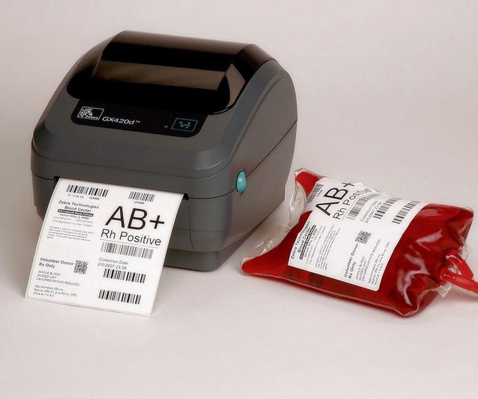 Etiquetado Farmacéutico y Laboratorio