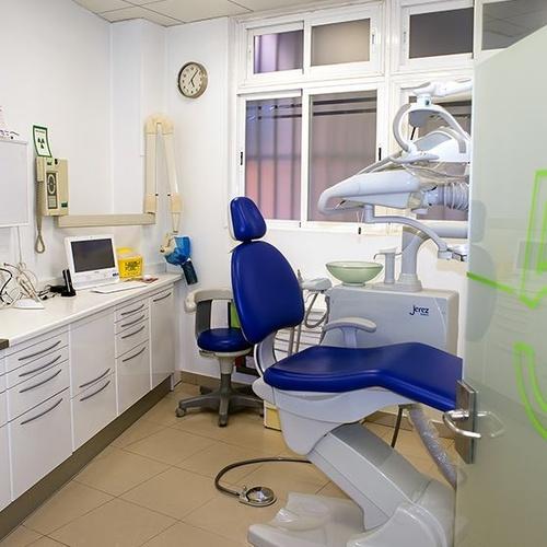 Dentistas en Coslada