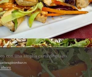 Cocina de mercado Coruña | Nova Lúa Chea Gastro- Bar