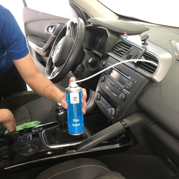 Limpieza de conductos de aire: Catálogo de Car Wash Alcorcón