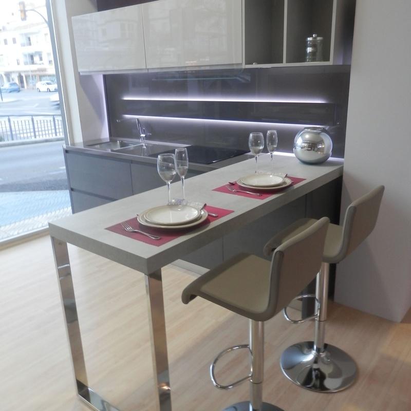 Nuestro show room (EXPOSICIONES): Productos de Diseño Cocina