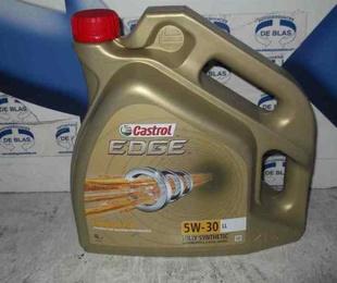 Aceite motor Castrol 5W30 4L