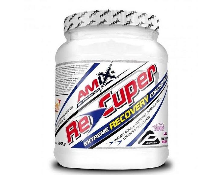 Recuperación muscular: Productos de Cm Nutrición