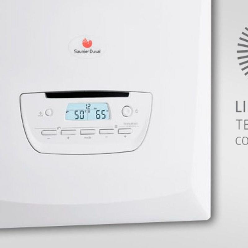 Themafast Condens F A 25 : Productos de Cold & Heat Soluciones Energéticas
