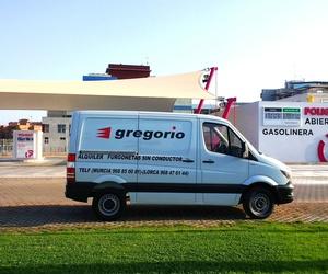 Nueva oficina de Alquiler de Furgonetas Gregorio en Murcia (Ronda Sur)