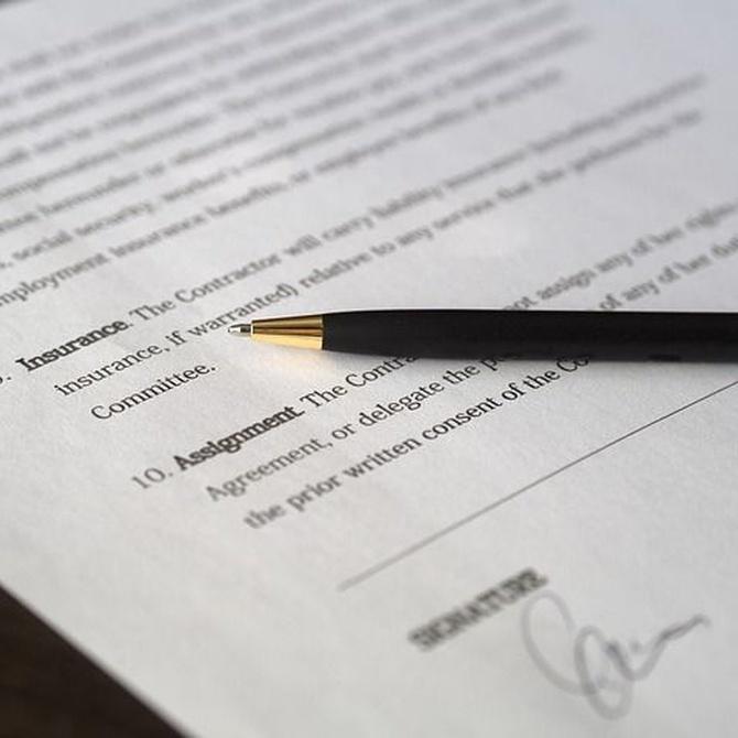 El contrato de arrendamiento: ten en cuenta las siguientes cláusulas