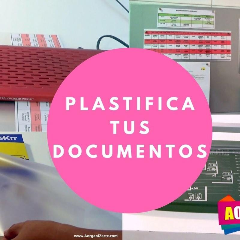 Plastificaciones, fotocopias y encuadernaciones. Fax, email, escaneo.: Librería-Papelería. Artículos de Librería Intomar