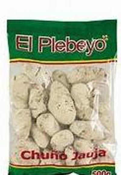 Chuño blanco El Plebeyo 500 gr: PRODUCTOS de La Cabaña 5 continentes