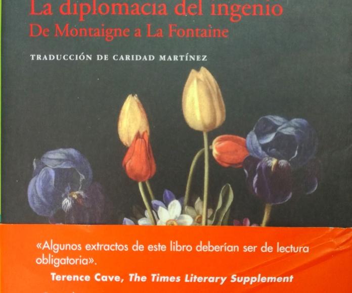 La diplomacìa del ingenio: SECCIONES de Librería Nueva Plaza Universitaria