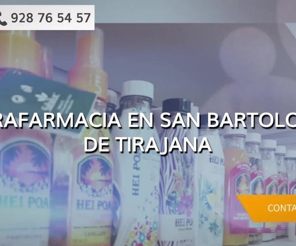 Farmacias y parafarmacias en San Bartolomé de Tirajana: Parafarmacia Ramfor