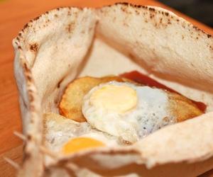 Pan de pita libanés en Valencia