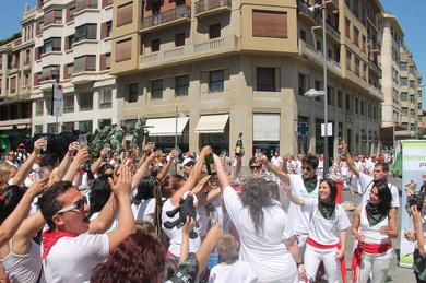 Fiestas de San Lorenzo en Huesca