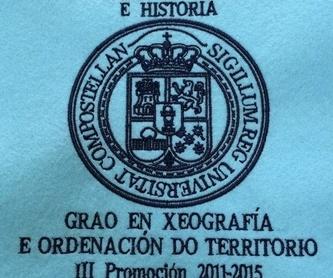 Bordados de escudos: Catálogo de Bórdalo