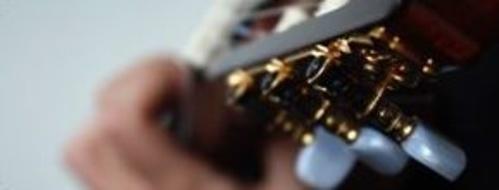 Clases de música, guitarra