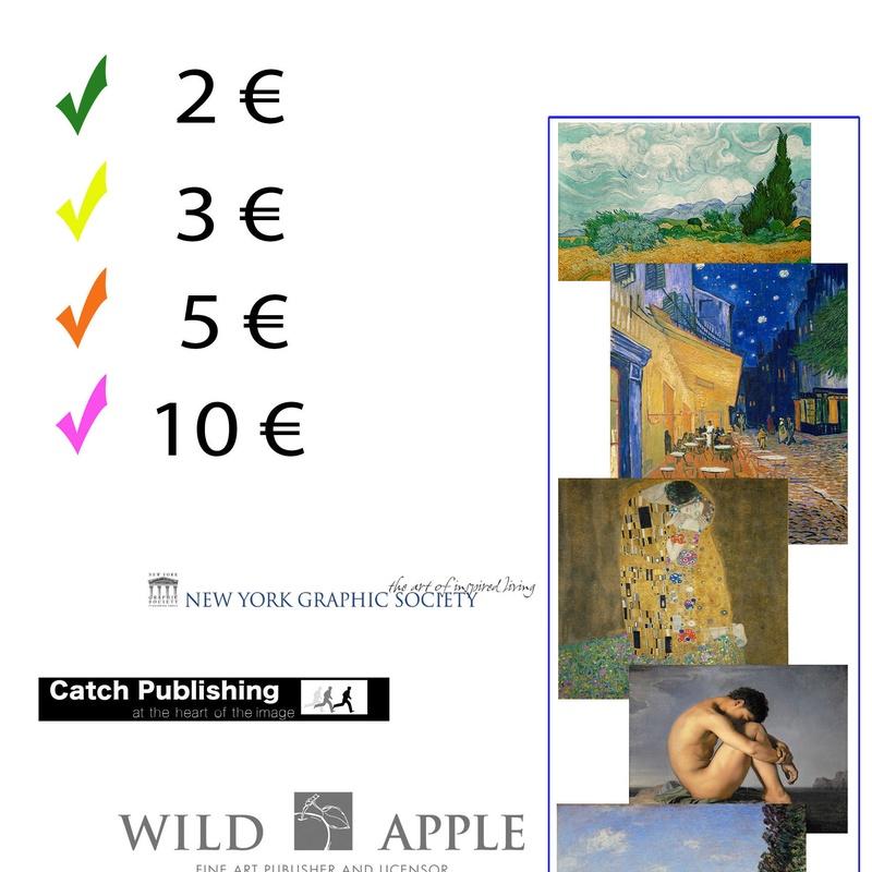 Venta de láminas: catalogo de 4 INGLETES BRAVO MURILLO