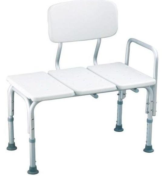 Banco bañera con respaldo: Productos y servicios de Ortopedia Delgado, S. L.