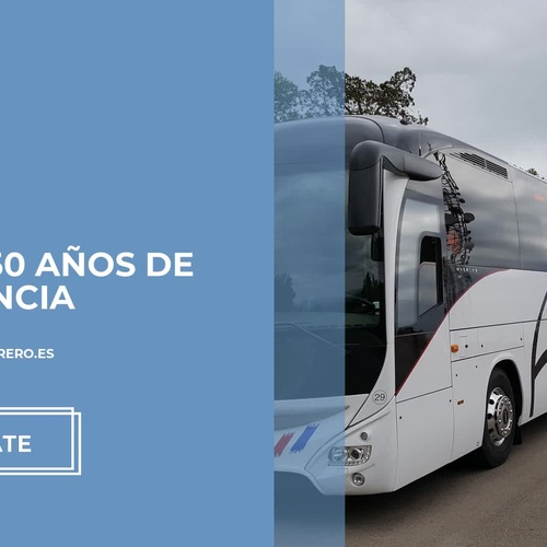 alquiler de autocares Palencia | Autocares Herrero