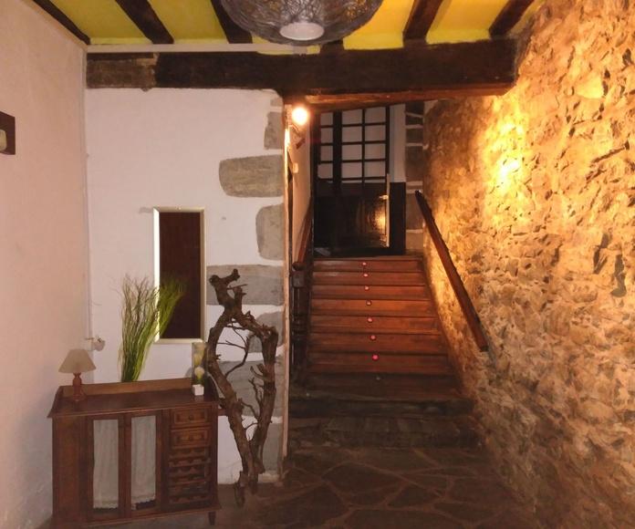 Espacios para disfrutar: Servicios de Restaurante La Villa Igantzi