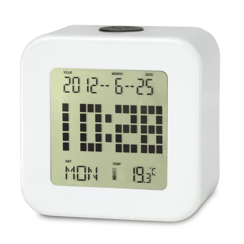 Reloj Despertador Digital DCD-23W