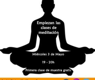 Clases de Meditación en Reus