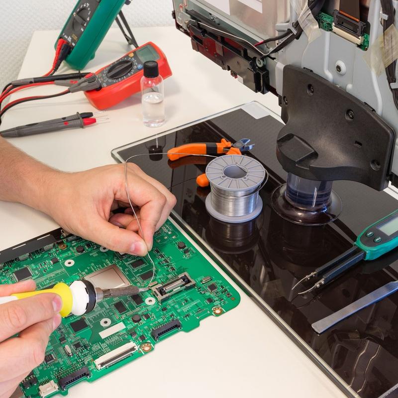 Reparación de televisores: Servicios de Ansate Telecomunicaciones