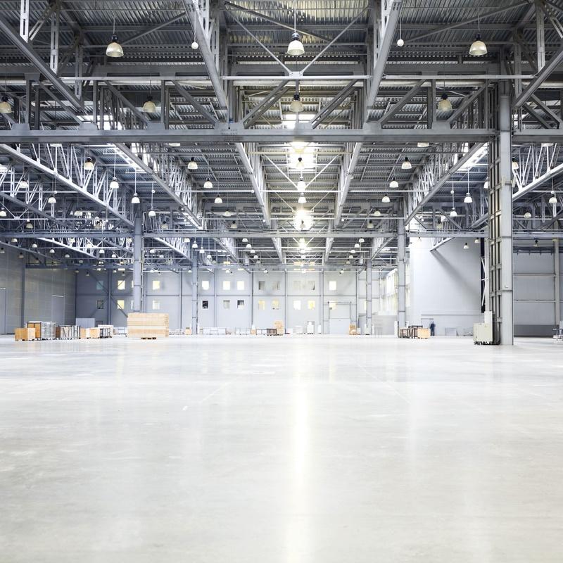 Instalaciones eléctricas en naves industriales: Servicios de CJ Instalaciones Eléctricas
