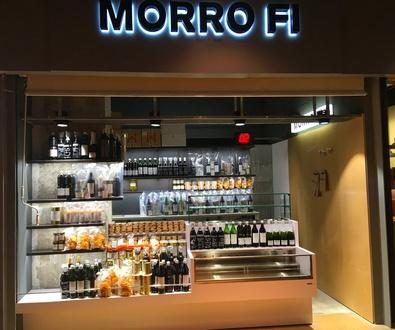 Instalaciones integrales en tienda Morro Fi