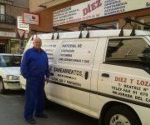 Todos los productos y servicios de Fontaneros: Calefacción Díez - Saneamientos