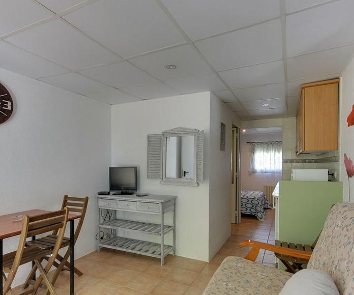 Apartamentos: Servicios de Camping Don Quijote