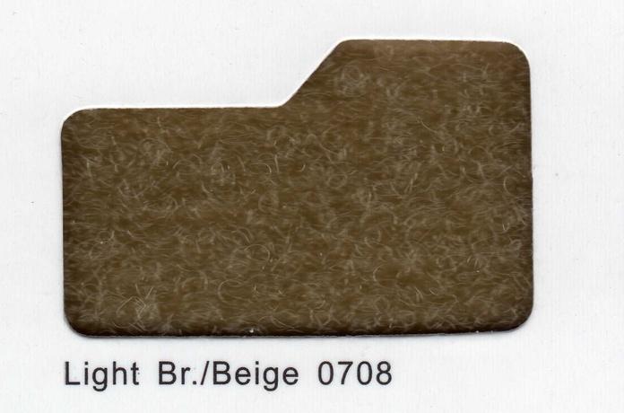 Cinta de cierre Velcro-Veraco 50mm Beige 0708 (Gancho).