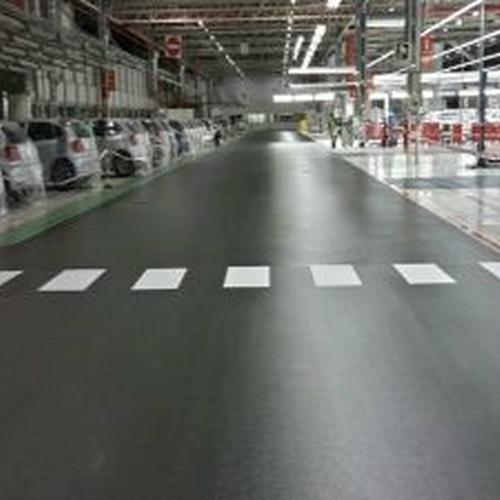 Pavimentos industriales en Guipúzcoa