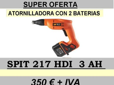 OFERTA 217 BATERIA