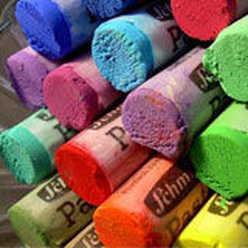 Pan Pastel: Bellas Artes de La Casa del Artista P. Chicano