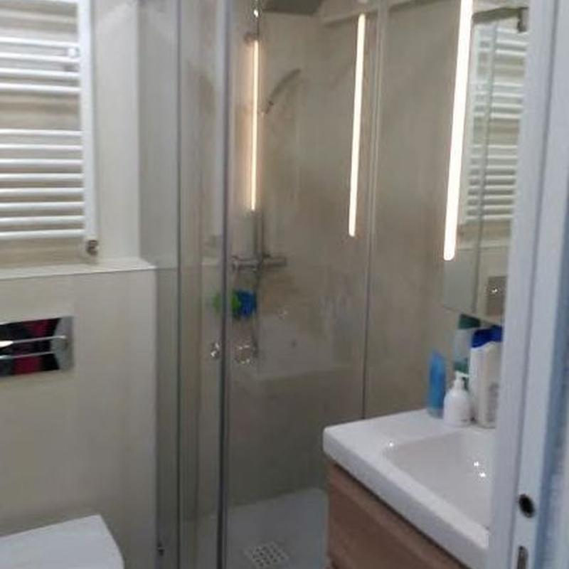 Mamparas de baño en Santurtzi