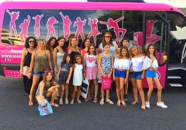 Discobus Fiestas infantiles