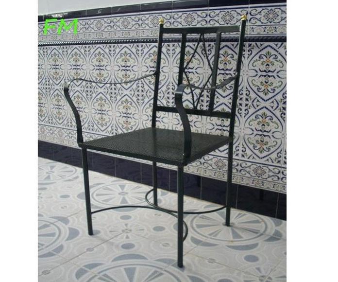 Sillón Jardín: Catálogo de muebles de forja de Forja Manuel Jiménez
