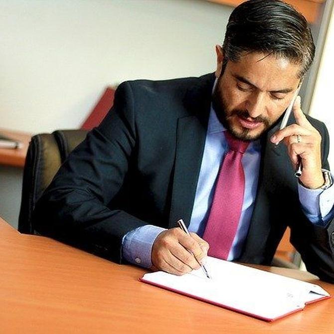 ¿Qué cualidades ponen en práctica los abogados laboralistas en sus ámbitos de intervención?