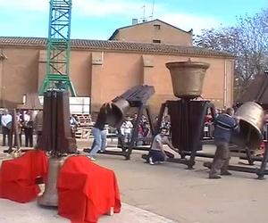 RESTAURACIÓN DE CAMPANAS - CATEDRAL CALAHORRA
