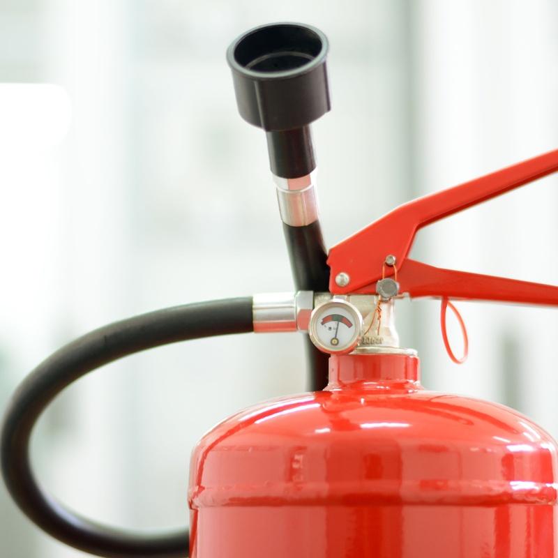 Clases y tipos de extintores: Servicios de SOS FIRE