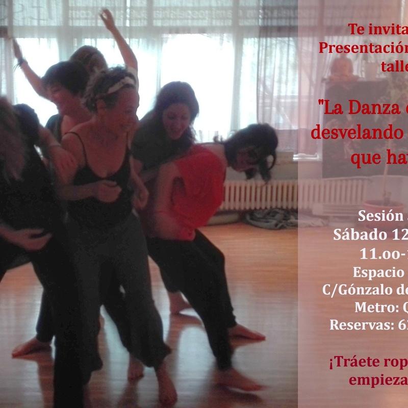 La danza de la Vida. Desvelando las mujeres que hay en ti 2019: Servicios de Terapia Gestalt Integrativa